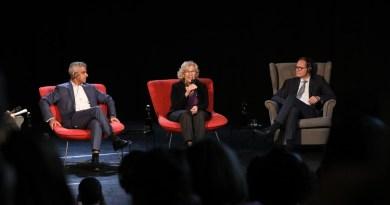 Las ciudades de Madrid y Berlín suscriben un memorando por el urbanismo sostenible y la cultura