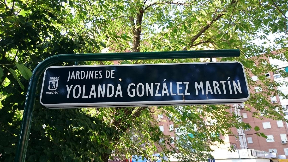 Una mesa redonda y una placa recordarán este domingo en Latina a Yolanda González