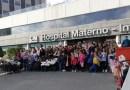 Neonatología de La Paz recibe el 'Patuco de Honor' por su implicación con pacientes y sus familias