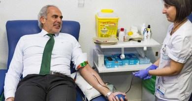 Arranca la Campaña de Navidad de donación de sangre en 30 hospitales y 150 unidades móviles