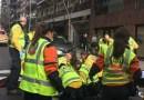 Un hombre de 80 años muy grave tras ser atropellado en Chamberí por una moto que se ha dado a la fuga