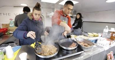 La gastronomía, uno de los platos fuertes de La Navideña – Feria Internacional de las Culturas