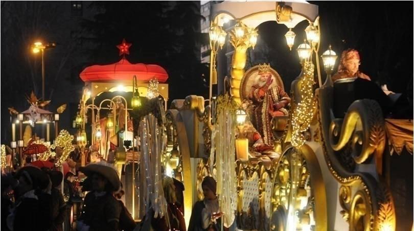 Este será el recorrido y el horario de la Cabalgata de Reyes 2019 de Hortaleza