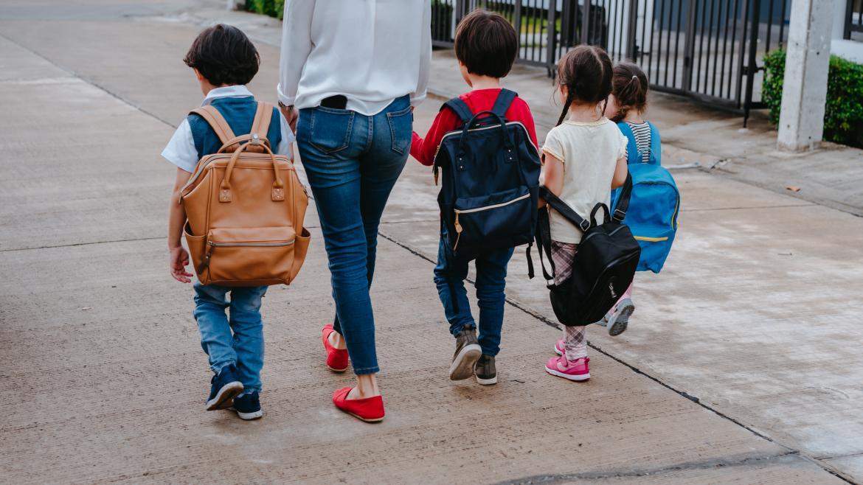 Más de 600.000 familias madrileñas se podrán beneficiar del préstamo gratuito de libros de texto