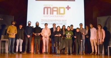 'Urban Data Eye' y 'Soulem', ganadores de la II edición de los premios MAD +