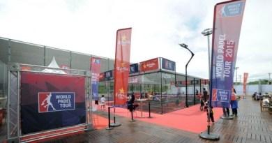 El Madrid Arena acoge desde este jueves la Final Master World Pádel Tour