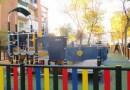 Los más pequeños ya pueden disfrutar de una nueva área de juegos en Ciudad Lineal