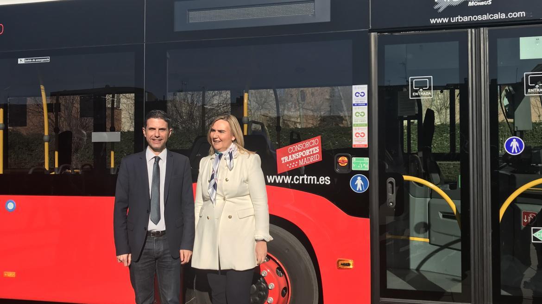 Alcalá de Henares pone en marcha una nueva línea circular de autobús
