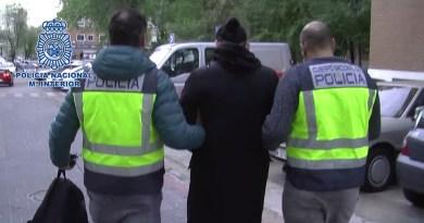La Policía detiene al hombre buscado por asesinar a su pareja en Tetuán