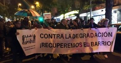"""El movimiento vecinal de Vallecas llama a """"no dejarse llevar por los discursos de odio y venganza"""""""