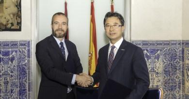 Madrid y Seúl firman una alianza para impulsar la colaboración en promoción turística