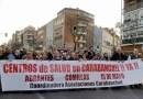 Carabanchel sale de nuevo este martes a la calle para reclamar los tres centros de salud prometidos hace 16 años