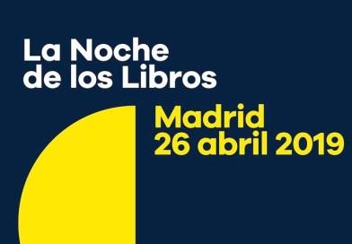 Madrid celebra 'La Noche de los Libros' con más de 500 actividades en toda la región