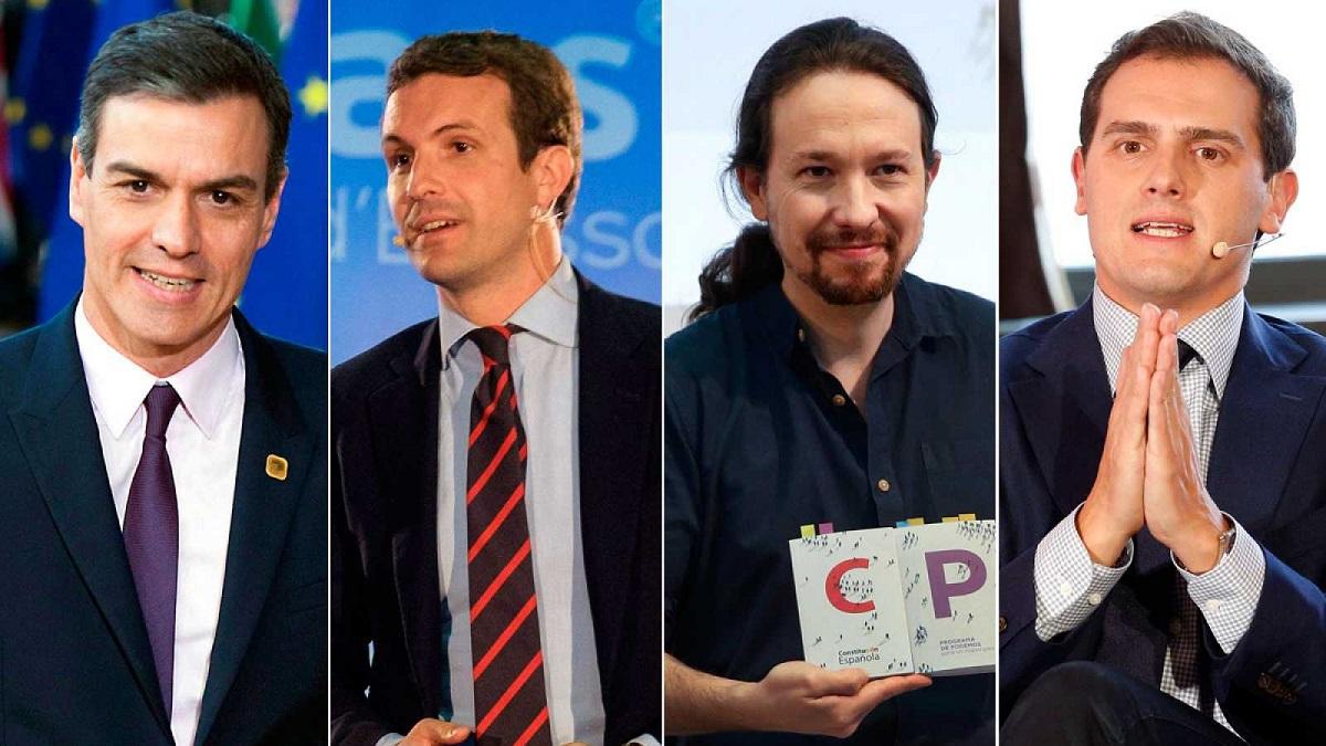 VOTA en nuestra encuesta: ¿Quién está ganando el debate a 4 de esta noche en Atresmedia?