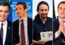 VOTA en nuestra encuesta: ¿A quién votarás en las Elecciones Generales del 10 de noviembre?