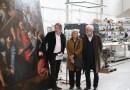 Carmena visita 'Factum Arte': pasado, presente y futuro del arte convergiendo en San Blas-Canillejas