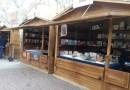 La III Feria del Libro de Puente de Vallecas abre sus puertas en el Bulevar de Peña Gorbea