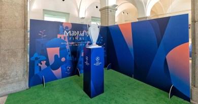 Madrid se vuelca con la Champions con decenas de actividades y los conciertos de Sebatián Yatra y Carlos Vives