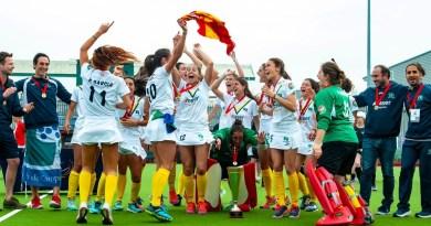 Las chicas del Club de Campo Villa de Madrid hacen historia y conquistan Liga, Copa y Eurocopa