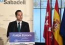 Ignacio Aguado: «Estamos a un solo escaño, el de la dignidad y el del inconformismo, de frenar al populismo»