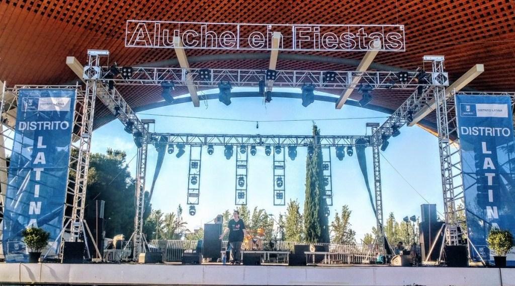 Aquí tienes la programación completa de las Fiestas de Aluche 2019
