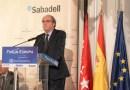 Ángel Gabilondo apuesta por incrementar el peso de la industria hasta el 20% del PIB madrileño