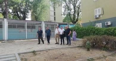 El PSOE denuncia los problemas de inseguridad y convivencia en Caño Roto y pide un plan integral