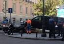 La Policía Municipal inmoviliza un taxi pirata que ofrecía viajes turísticos por Madrid y Toledo