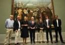 Almeida agradece a La Vuelta «su compromiso con la ciudad de Madrid» para acoger la etapa final