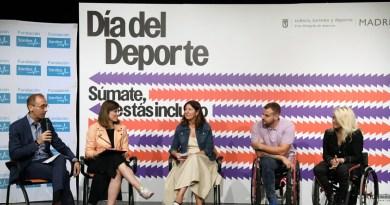 El Ayuntamiento de Madrid presenta el Día del Deporte Inclusivo 2019