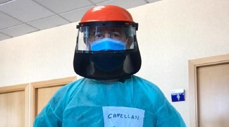 Los hoteles medicalizados de Madrid contarán con capellanes para ...