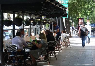 Los madrileños podrán opinar sobre el futuro de las terrazas de bares y restaurantes