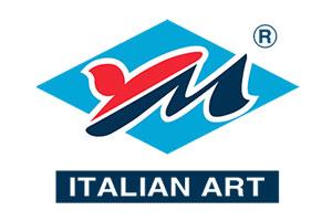 logo nhận diện thương hiệu gạch ý mỹ