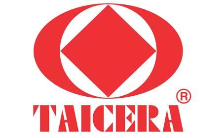 logo nhận diện thương hiệu gạch taicera