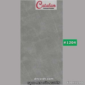 gạch 60x120 catalan 1204 xám đen
