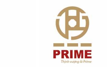logo nhận diện thương hiệu gạch prime