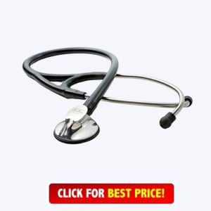 ADC Adscope 600 Platinum Series Stethoscope