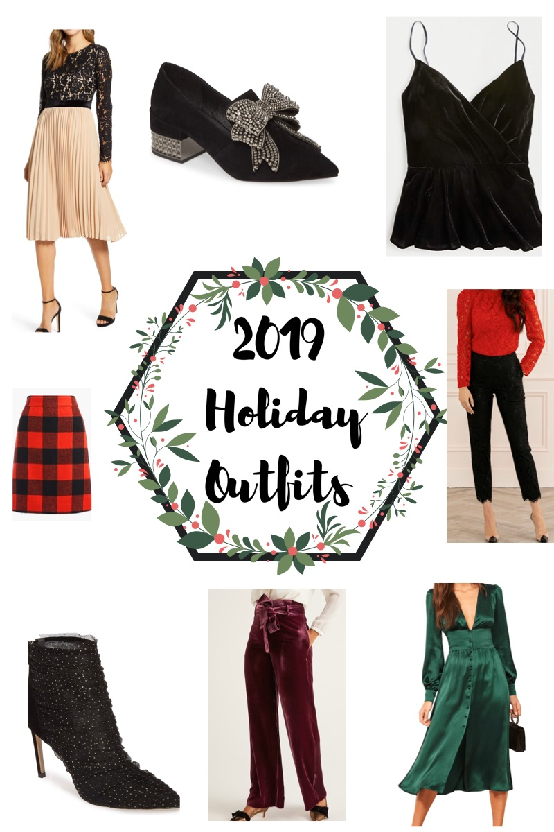2019 Holiday Outfit Guide