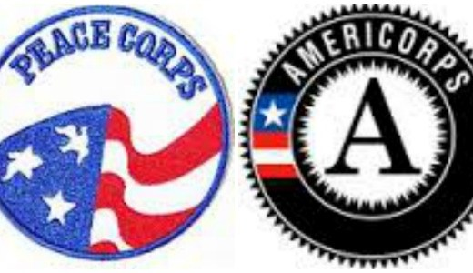 Peace Corps vs. AmeriCorps
