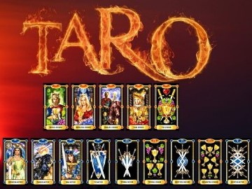 Таро онлайн характер сочетание карт таро аркан мир