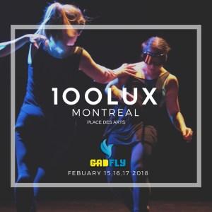Gadfly featuring Montreal Dancers @ 100Lux / Place des Arts  | Montréal | Québec | Canada