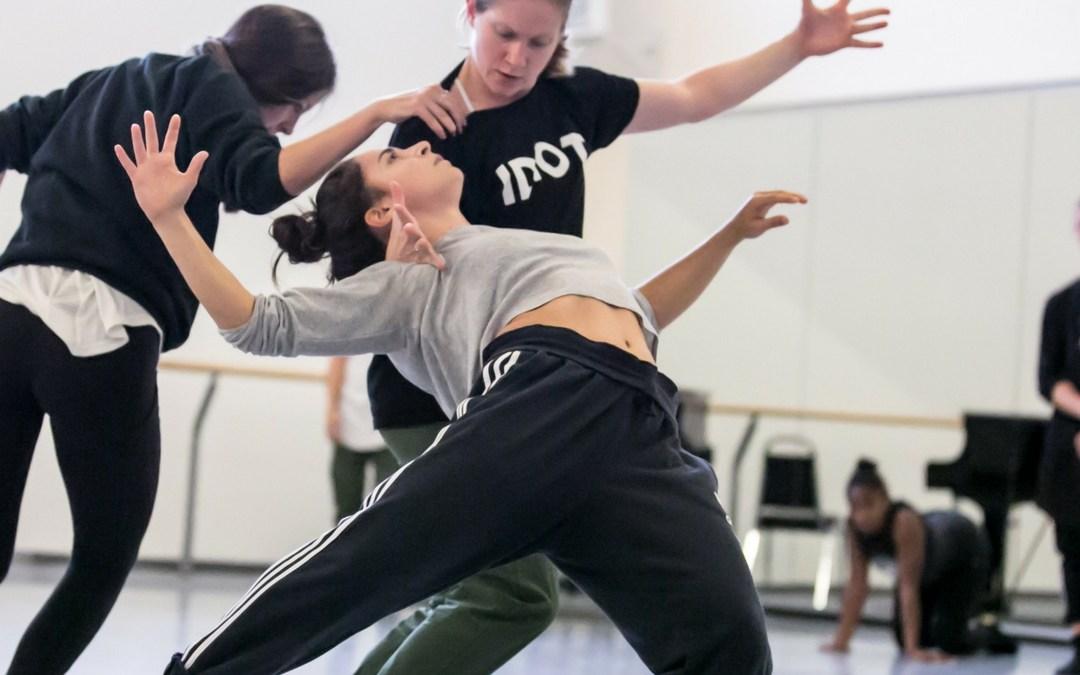 Aybrid Dance Intensive 2018