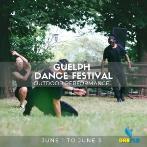 Guelph Dance Festival @ Guelph, Ontario
