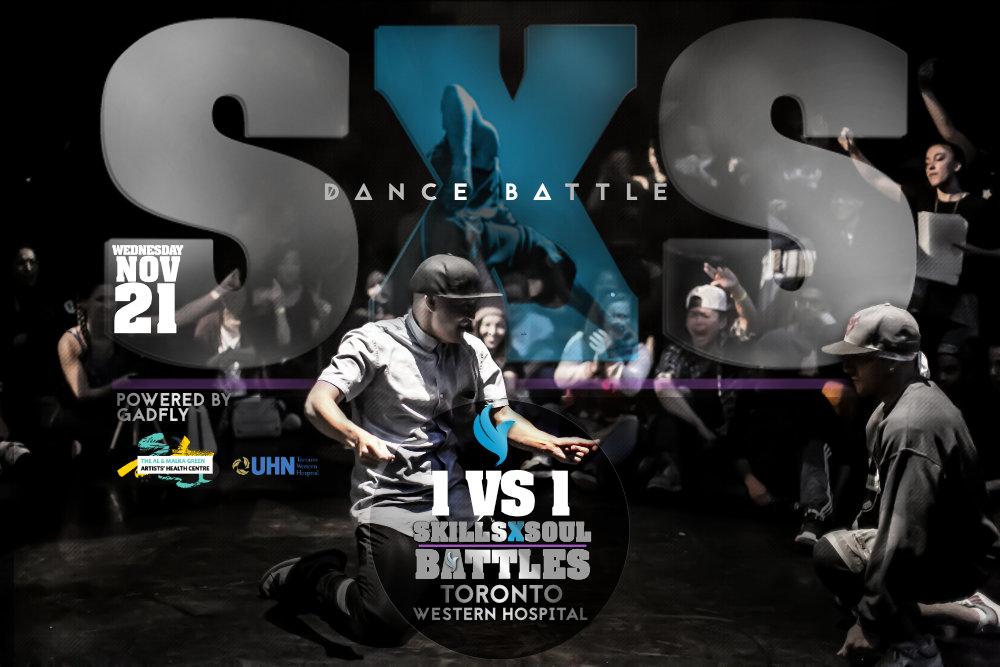 SkillsXSoul Battle at Toronto Western Hospital
