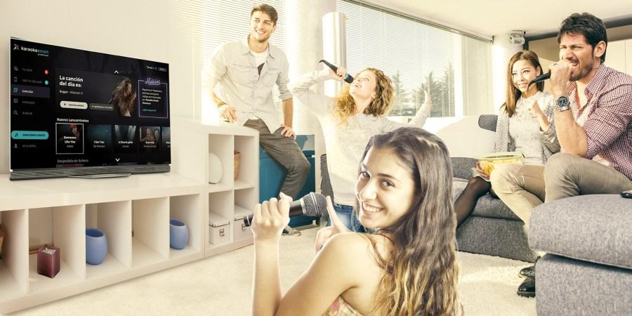 LG: Opciones de entretenimiento en el Smart TV