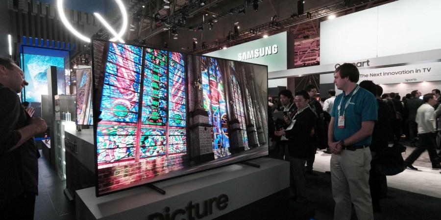 Samsung Electronics es reconocida por el diseño y la innovación tecnológica en el Consumer Electronics Show de 2017