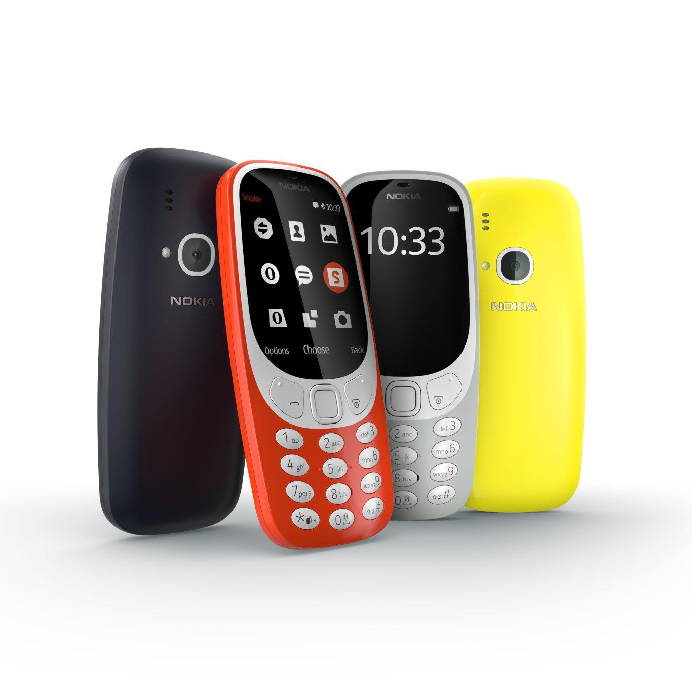 Nokia 3310 – the classic comeback