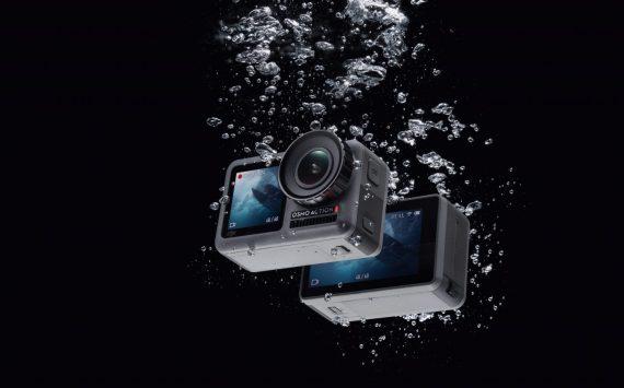 Meet the DJI Osmo Action camera