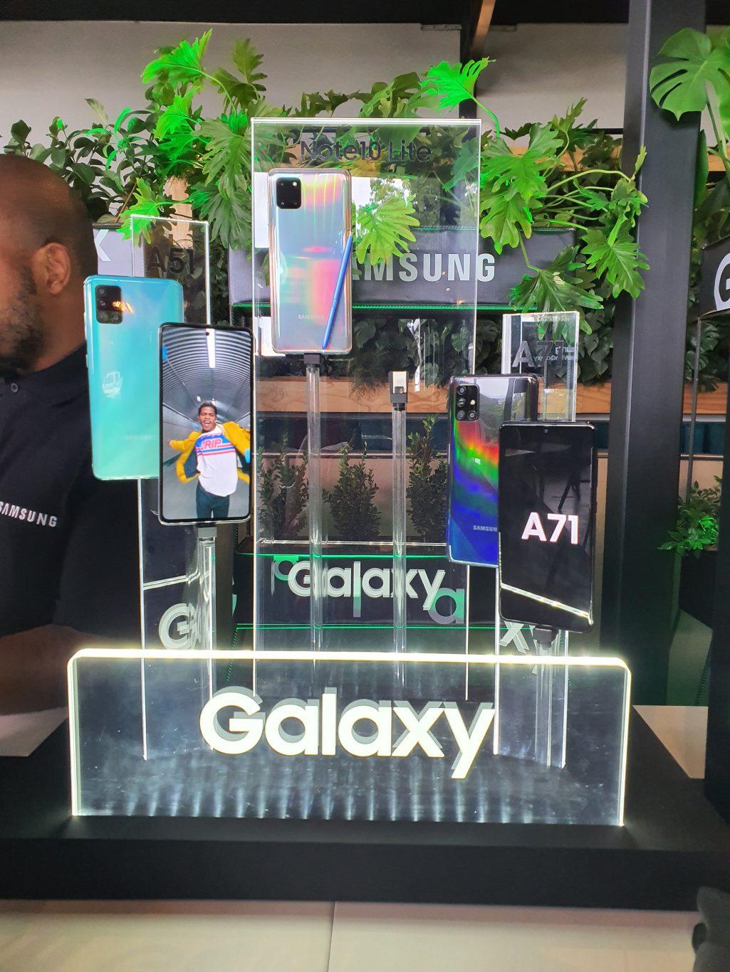 Samsung reveals new A Series