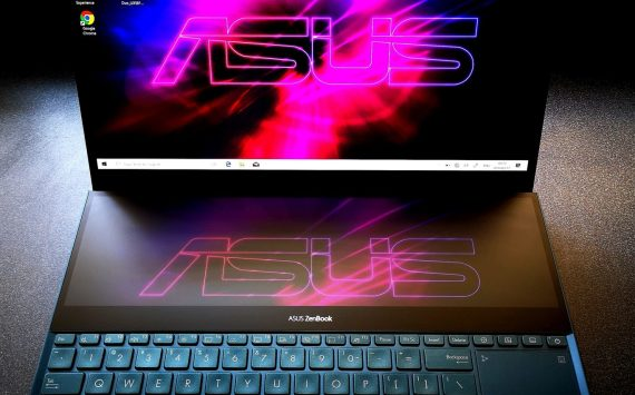 Asus ZenBook Pro Duo – two is better than one